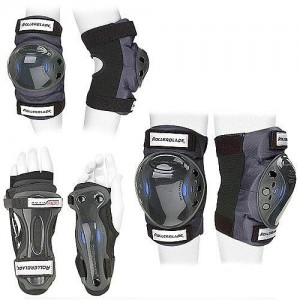 Rollerblade EVO 3 Protection Pad Pack