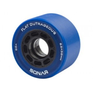 Sonar Flat Out 88A Quad Skate Wheel