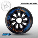 MPC Storm Surge 100mm, 110mm, 125mm Inline Speed Rain Wheels