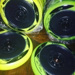 Matter one20five LETHAL X F1 Inline Speed Wheels (2017)