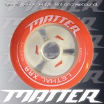Matter LETHAL XRR F3 Inline Speed Wheels 100mm, 110mm