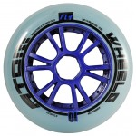 Atom Fly IQ 110mm Inline Track Speed Wheels (Closeout)