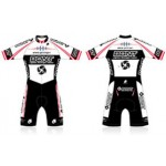 Bont Inline Skate Skinsuit Team International Black/White XXXL