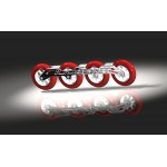 Bont Aluminum S-Frame Inline Speed Frame