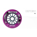 Matter Defcon F0 Inline Speed Wheels