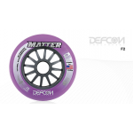 Matter Defcon 100mm F2 Inline Speed Wheels