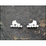 Inline Skate Ear Ring Post