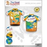 The Great EsSkate Miami Beach Limited Edition Jersey