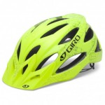 Giro Xar Helmet Matte Highlight Yellow Medium - Closeout