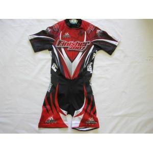 NorthShore Inline Marathon Finisher 2007 Inline Skate Skinsuit XL, XXL