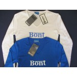 Bont Shirt Logo Long Sleeve
