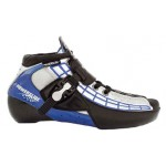 Powerslide C4 Blue/Silver InlineSpeed Boot (Close Out Sale)