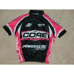 Powerslide/Core Jersey Pink Youth Medium, Adult Large
