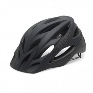 Giro Xar Helmet Matte Black/Grey Bars Small, Large - Closeout