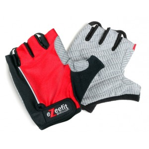 eZeefit Bike/Cycling Gloves Red