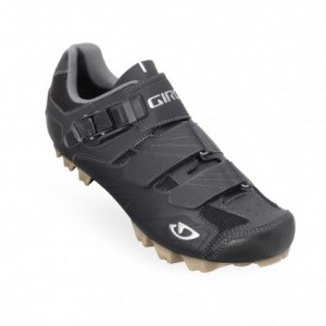 Giro Privateer HV Black/Gum Men's Mountain Cycling Shoes