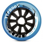 Bont Typhoon Inline Rain Wheels
