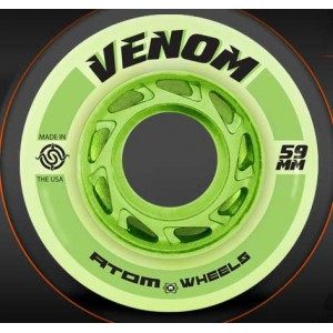 Atom Venom SLIM Quad Derby Wheel