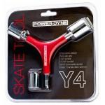 PowerDyne Y4 Quad Skate Tool