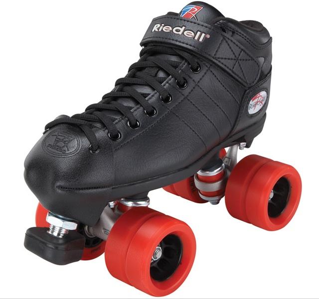Riedell R3 Derby Quad Derby Skate